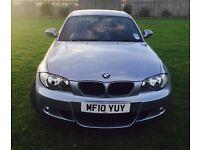BMW Series 1 M-Sport, Full BMW Service History, Low milage.