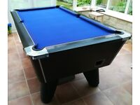 Supreme Winner 6ft Pool Table - Slate Bed - Freeplay - Excellent Condition