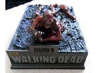 The Walking Dead Season 5 - Asphalt Walker Limited Edition (2015)