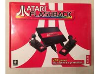 Atari Flashback (20 Game Console) Unused - Great Christmas Gift
