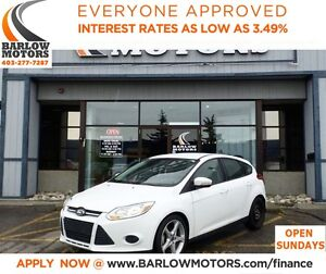 2014 Ford Focus SE**AMVIC INSPECTION & CARPROOF PROVIDED!