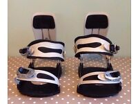 Factory Snowboard Binding- Large with Mounting Hardware