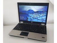 """HP EliteBook 8440p, 14"""", i5-520M, 8GB RAM, 500GB HDD, Win 10 Pro"""