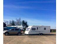 Touring Caravan - Sterling Elite Searcher 2007 Model For Sale