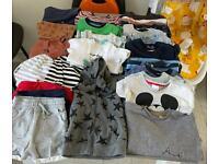 Boys 18-24M Job Lot of Clothes
