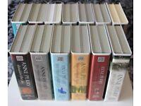 Anne Perry audio books x 13.
