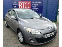 2009 (59), Renault Megane 1.5 dCi Expression 5dr H/back, 3 MONTHS AU WARRANTY INCLUDED, £2,295 ono