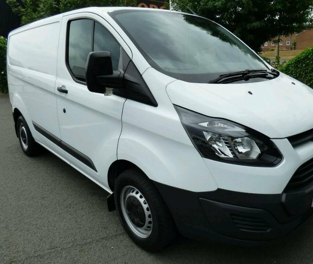 2016 Ford Transit Custom 290 ECO-TECH NO VAT FSH no accident | in  Liverpool, Merseyside | Gumtree