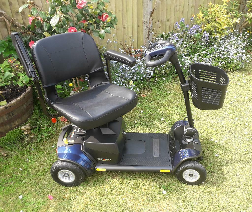 Go-Go Elite Traveller Plus Mobility Scooter | in Plymouth ...