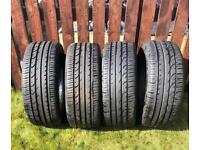 225 50 17 4 tyres.