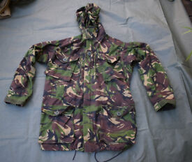 Army Issue DPM Windproof Combat Smock - Medium (in size 180/96)
