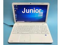 Toshiba Fast 6GB Ram, 500GB HD Laptop, Win 10, HDMI, Boxed, Microsoft office,Excellent Condition