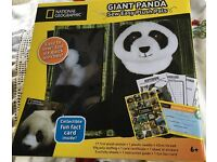 """National Geographic Giant Panda """"Sew Easy Plush Pals"""""""
