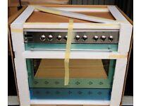 De Longhi Professional Range dual fuel cooker DFS901SS Unused