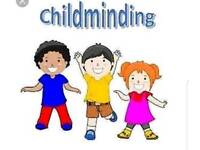 Need a child minder to go shopping or to app?