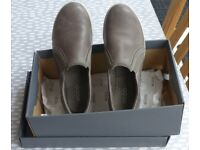 Ecco ladies slip on shoes. Hardly used. Size UK 6, EU 39, US 8-8.5