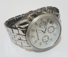 Michael Kors Ladies' Ritz Chronograph Watch MK-5020