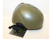 Head ski helmet, green XL 60.5-62.5cm, BNWOB
