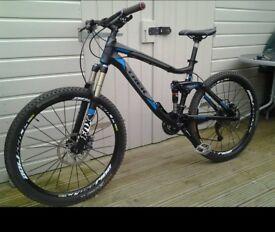 Trek mountain bike