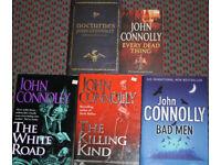 John Connolly books