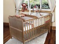 Pine Cot Bed Preused