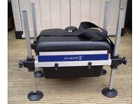AVANTI MATCH FISHING SEAT BOX