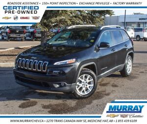 2016 Jeep Cherokee North *Heated Seats *Heated Steering *Backup
