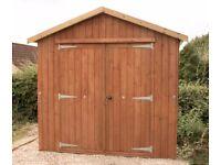 Brand New Garden Heavy Duty 2.4x 3.0 mtre Shed/Workshop For Sale