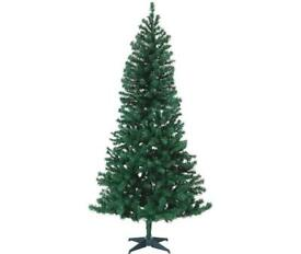 6ft Christmas tree in box