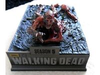 The Walking Dead Season 5 - Asphalt Walker Limited Edition (2015)