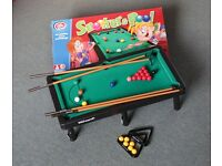 Chad Valley Snooker & Pool - Go Potty about potting - Age 5+