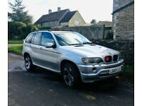 BMW, X5 - SPARES OR REPAIRS - OPEN TO OFFERS