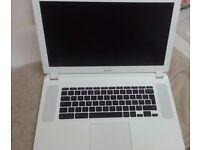 Chromebook, Acer CB-571 15.6 Inch Intel 1.5GHz White