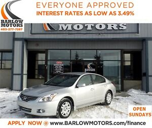 2012 Nissan Altima 2.5 S (CVT)*EVERYONE APPROVED*APPY NOW DRIVE