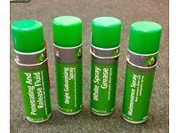Selden Maintenance & Release Sprays