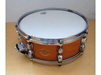 "Tama Starclassic 14"" x 5.5"" snare drum"