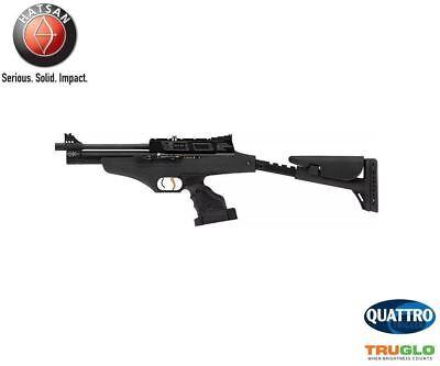 New Hatsan AT-P2 .177 Caliber Tactical PCP Air Pistol HGATP2177