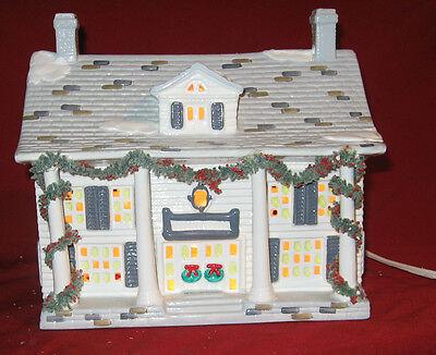 "Department 56 Original Snow Village-""Cumberland"" Shop # 56-50254-NIB"