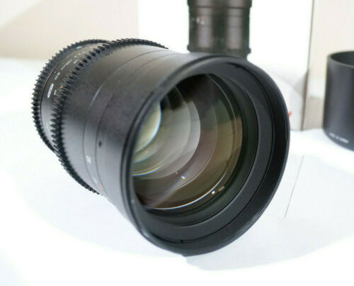 Rokinon 135mm T2.2 Cine DS Lens for Canon EF Mount