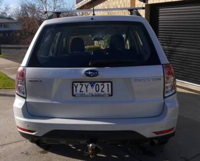 2011 Subaru Forester S3MY11X 90,000Ks MY11 Upgrading company car Traralgon Latrobe Valley Preview