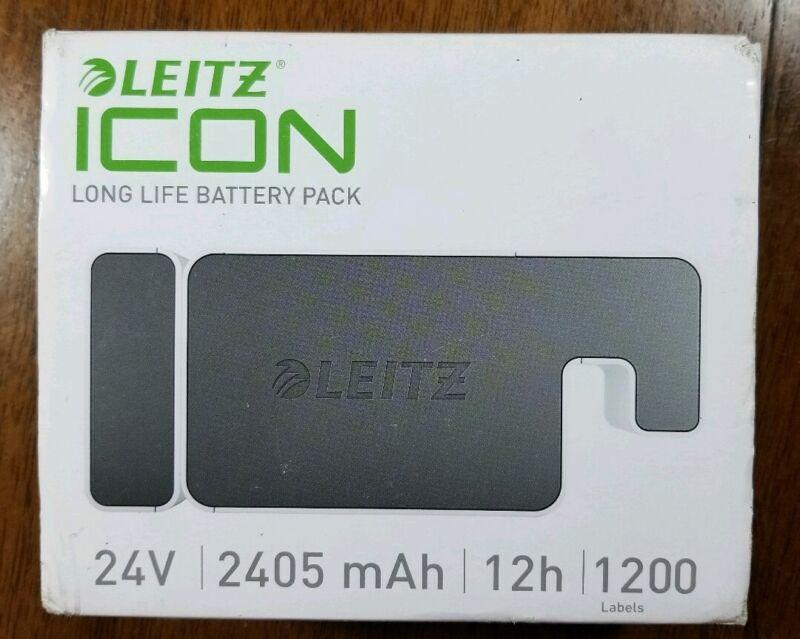 Leitz ICON Long Life Battery Pack LTZ70020000