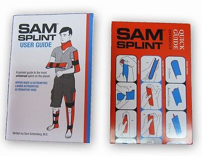 SAM® SPLINT USER'S GUIDE AND REFERENCE CARD (30-1622)