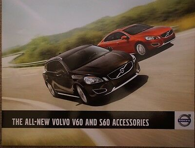 2010 Volvo S60 and V60 Accessories Brochure