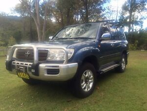 2005 Toyota LandCruiser Wagon GXL 100 Series 4x4 V8 Ashby Heights Clarence Valley Preview
