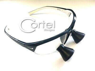 Cortel Designs Llc New Dental Surgical Loupes 2.5 Loupe Custom Nike Loupe