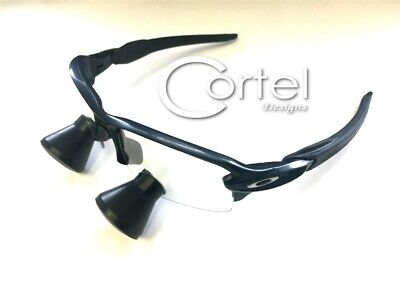 Cortel Designs Llc New Dental Surgical Loupes 2.5 Loupe Custom Oakley Loupe
