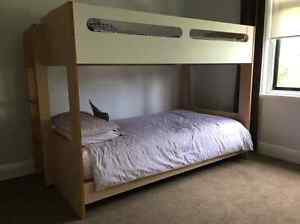 King Single Bunk Beds - Near New Colonel Light Gardens Mitcham Area Preview