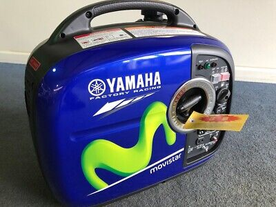 Yamaha EF2000 EF2000iSv2 Inverter Generator MotoGP Edition EF20ISMVX NEW for sale  Lemont Furnace
