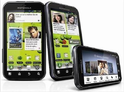 SELLER REFURBISHED MOTOROLA DEFY MB525 3G 5MP ANDROID WIFI GPS GSM 2GB 3.7