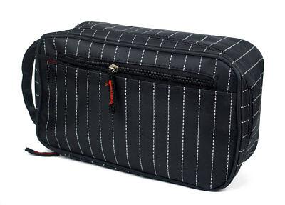 Wash Bag - Toiletry Bags - Travel Organiser - Gym Bag Cosmetic Make Up Washbag